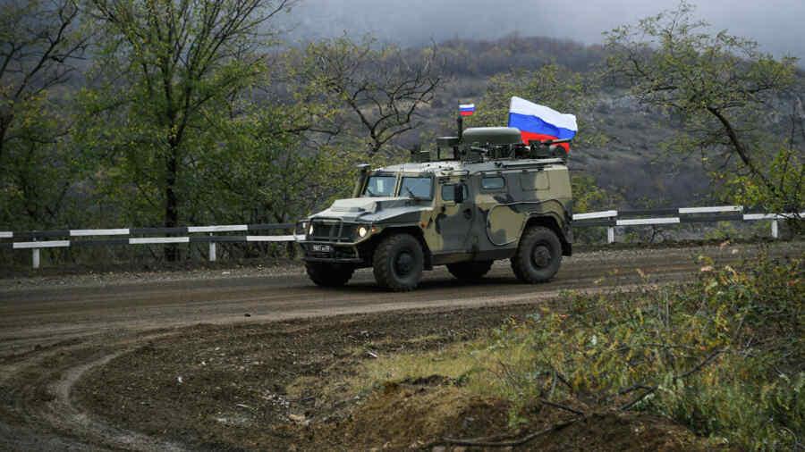 Aliyev praised Moscow's mediation efforts on ceasefire in Karabakh