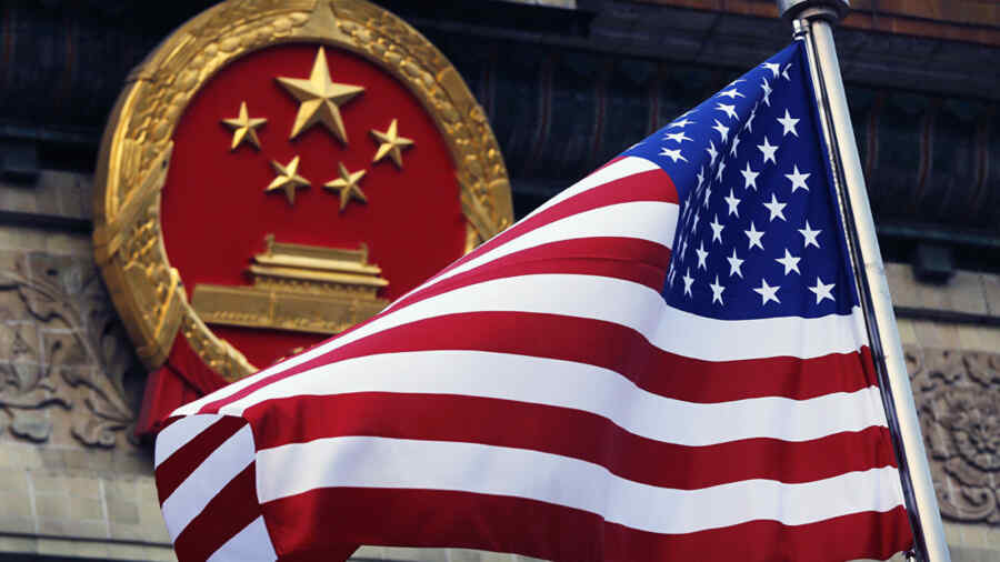 Blinken: The US and France are determined not to let China play a dominant role in the world