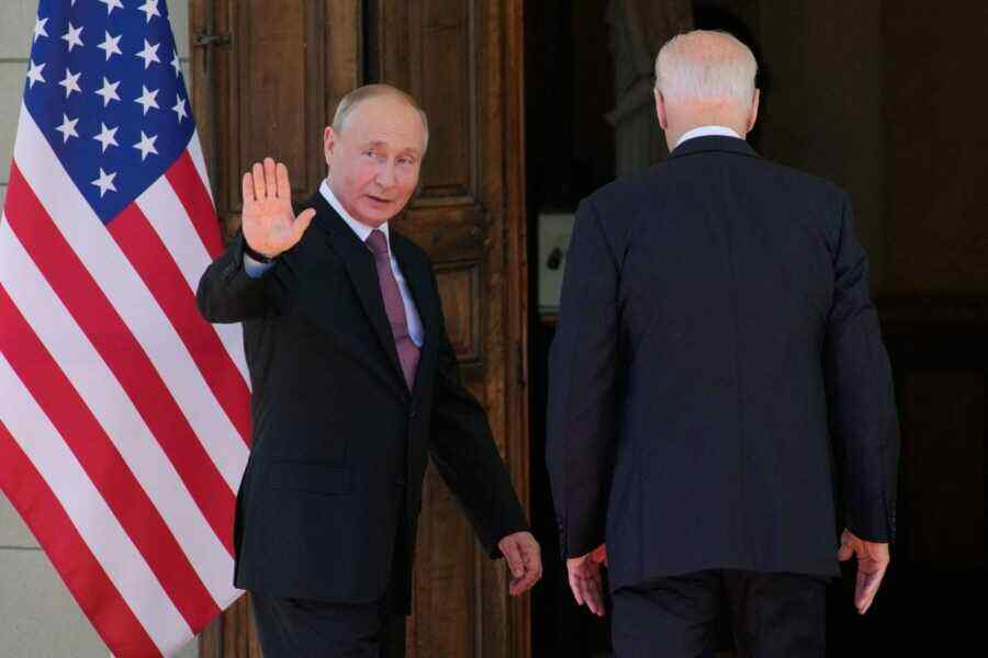 """G7 summit: it is not U.S., but Russia who was """"back"""""""