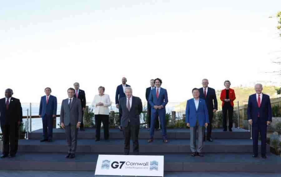 Beijing reacts to G7 plans to counter Chinese influence