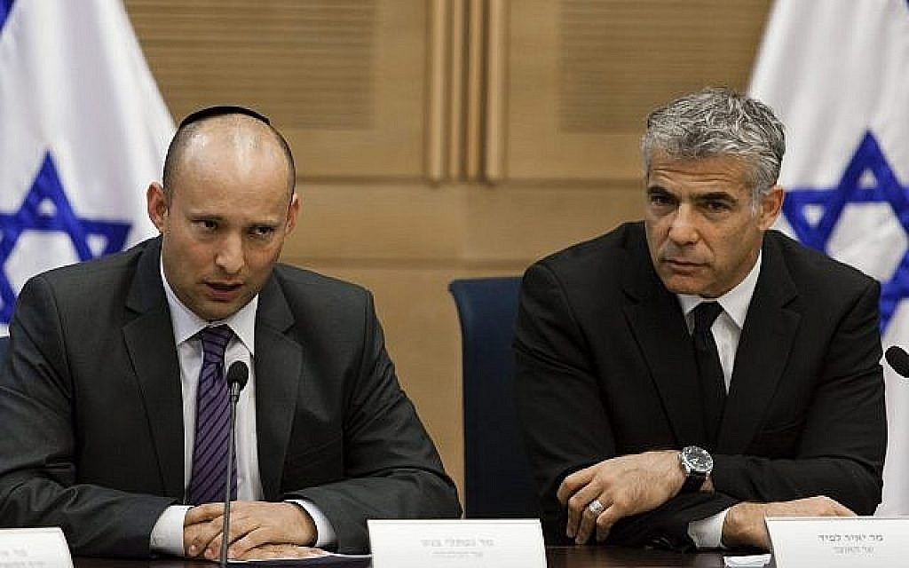 Stress test for the new Israeli coalition