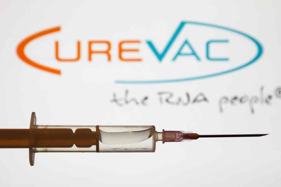 The effectiveness of the German vaccine against coronavirus CureVac was only 47%