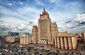 Russian Foreign Ministry protested to the Charge d'Affaires of Ukraine over the actions of nationalists