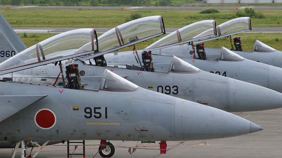 Media: Japan plans to give up on re-equipping F-15s with new US missiles