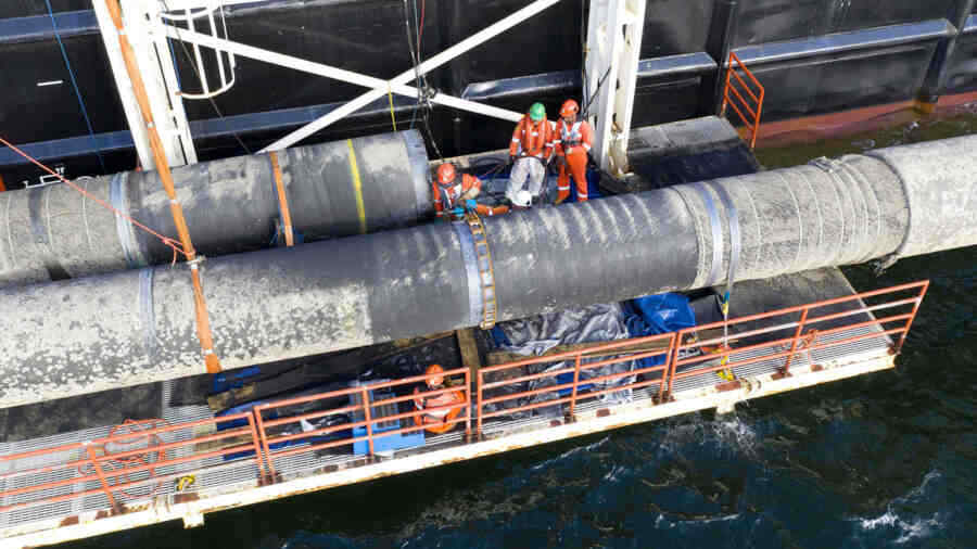 Kiev wants compensation from Washington after Nord Stream 2 launch