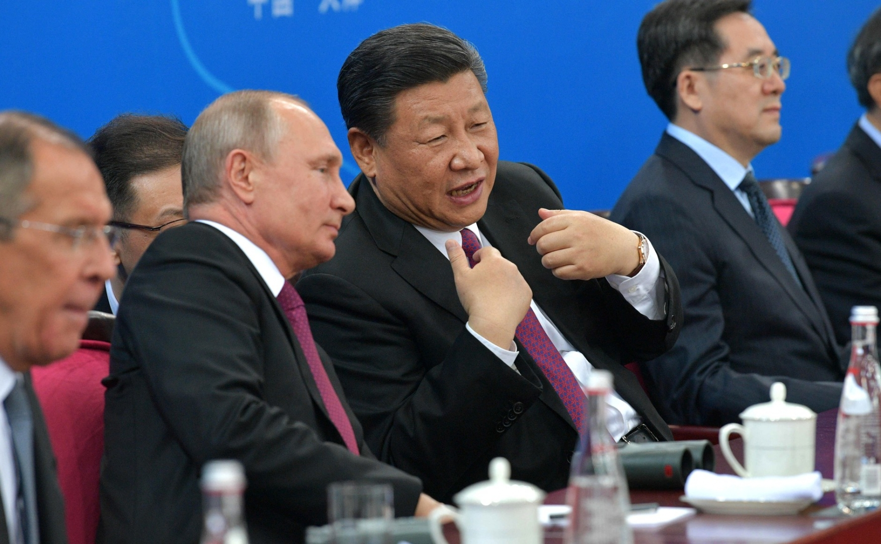 Russian Senator says China soberly evaluates Washington's plans to confront Moscow and Beijing