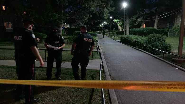 Four people injured in Toronto birthday party shooting