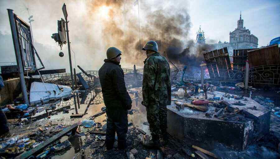 Collective Western governance of Ukraine will turn it into Ruin