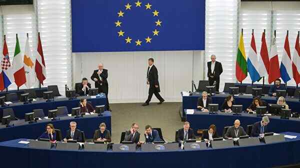 The European Parliament Committee proposed in advance not to recognize the results of the elections to the State Duma