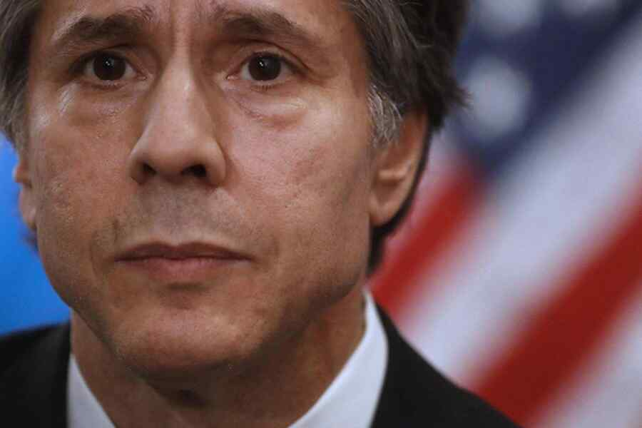 Blinken reiterated the previous US administration's position on the South China Sea