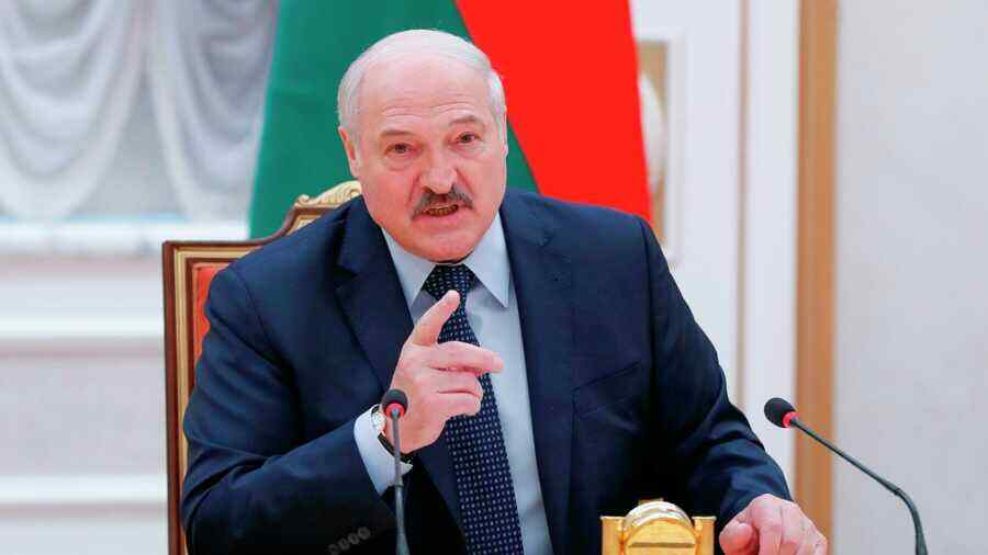 Lukashenko: western countries remained loyal to Nazi ideology