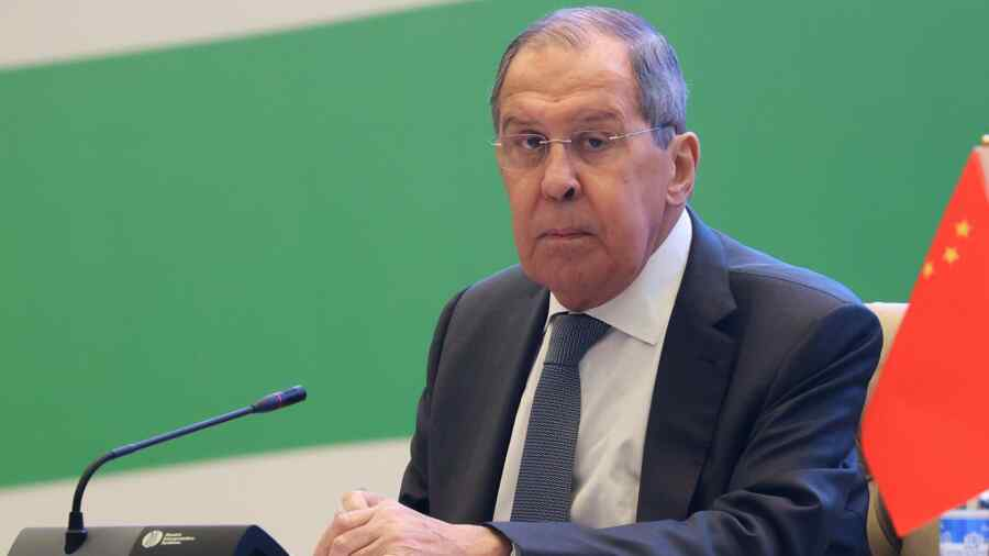 """Lavrov commented on the possible expansion of the """"troika"""" in Afghanistan"""