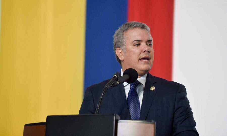 Venezuela deserves to be added to US list of sponsors of terrorism - Colombian president