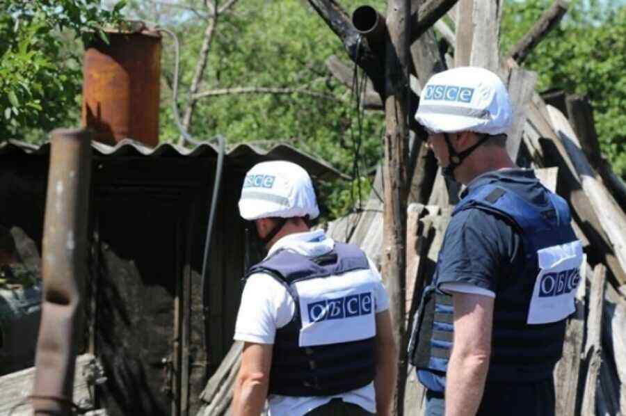 OSCE acknowledges deterioration of situation in Donbass