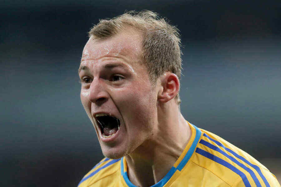 Spanish football fans do not want a Ukrainian striker with a love of Nazis on the team
