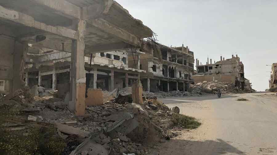 French Foreign Ministry condemned the offensive of the Syrian army in Deraa