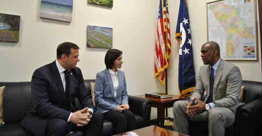 Decisions in Moldova will continue to be made at the US Embassy and with a new post - public figure