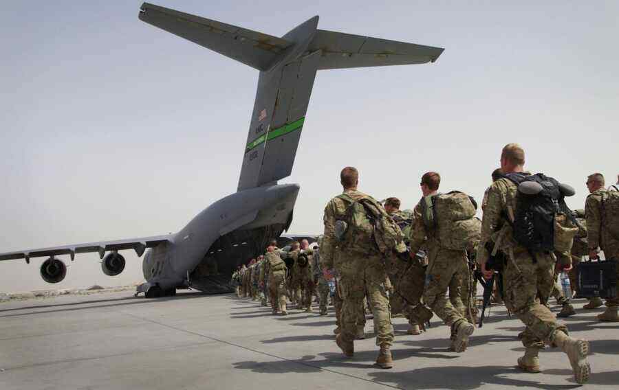 Defeat of the USA in Afghanistan is a repetition of the flight from Saigon