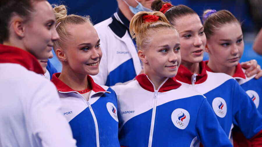 Take Russia as an example: how Americans reacted to the US gymnasts' failure