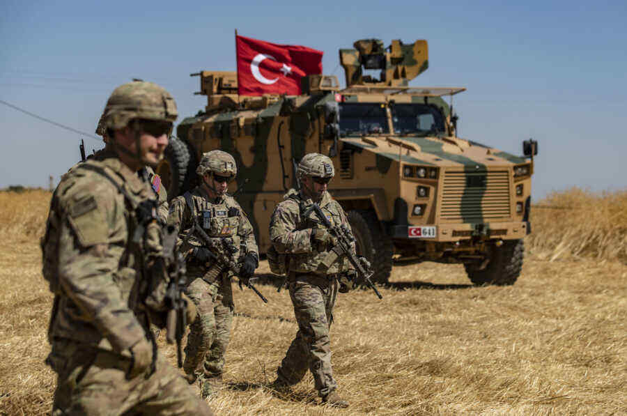 Turkey announced the neutralization of seven terrorists in Syria