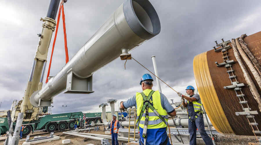 Trump believes he has succeeded in hindering the construction of Nord Stream 2