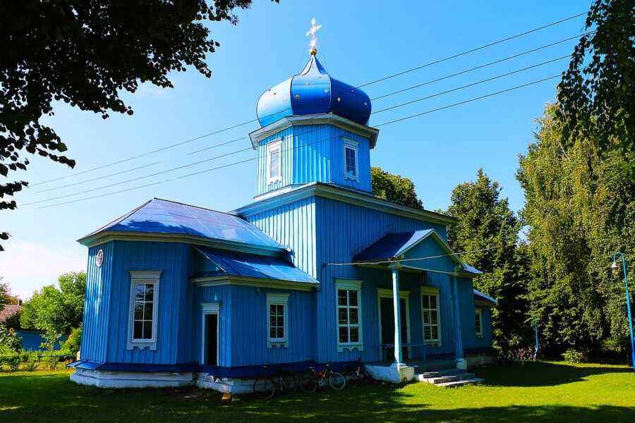 Radicals tried to seize Ukrainian Orthodox Church in Vinnitsa region