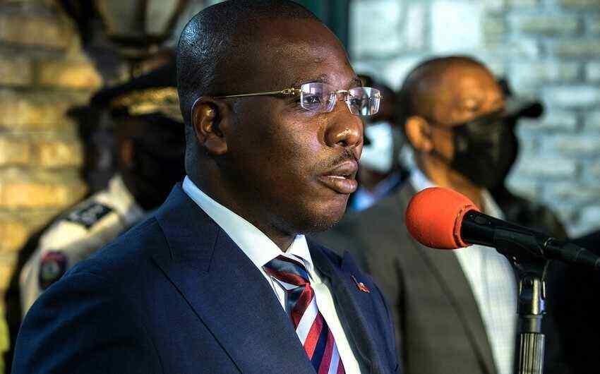 Haiti's new government has taken over