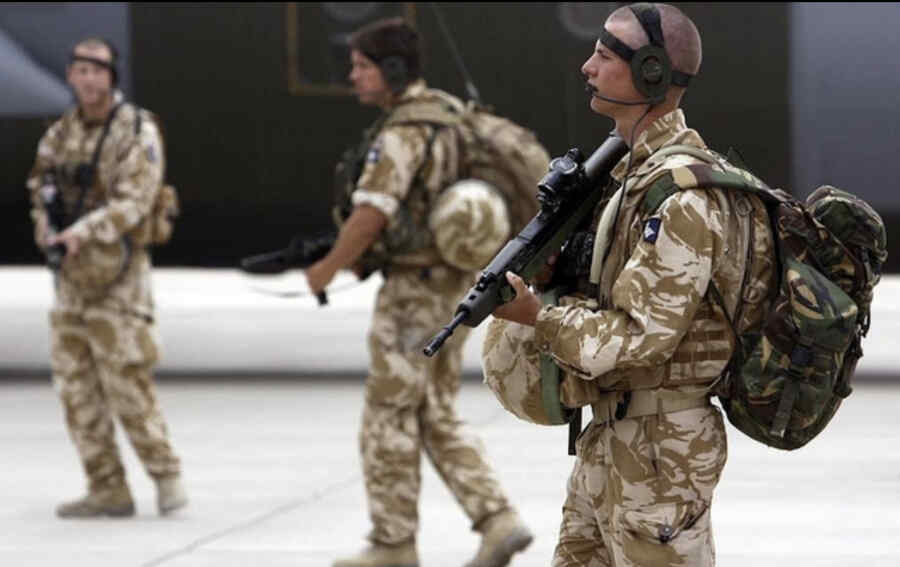 Times: British Army Special Forces to begin training to counter Russia and China
