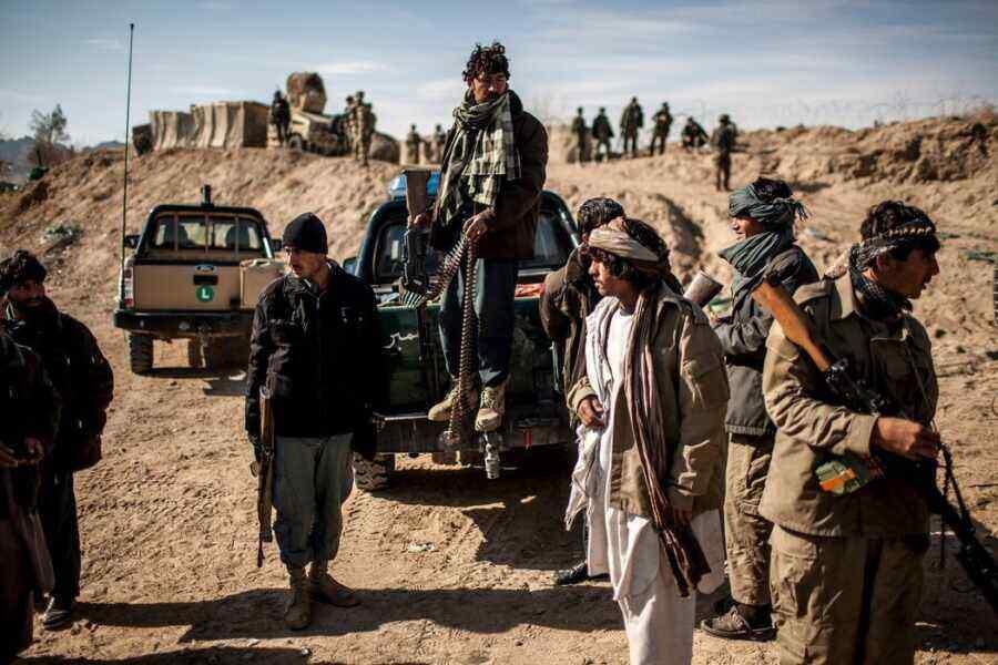 WSJ: US intensifies airstrikes against Taliban in Afghanistan