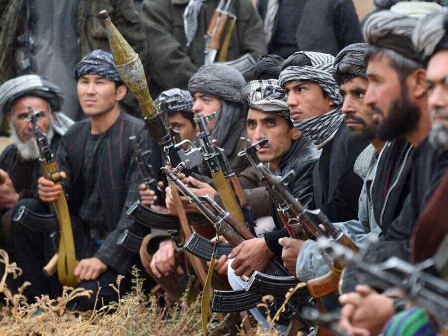 Taliban* take control of most of Afghanistan