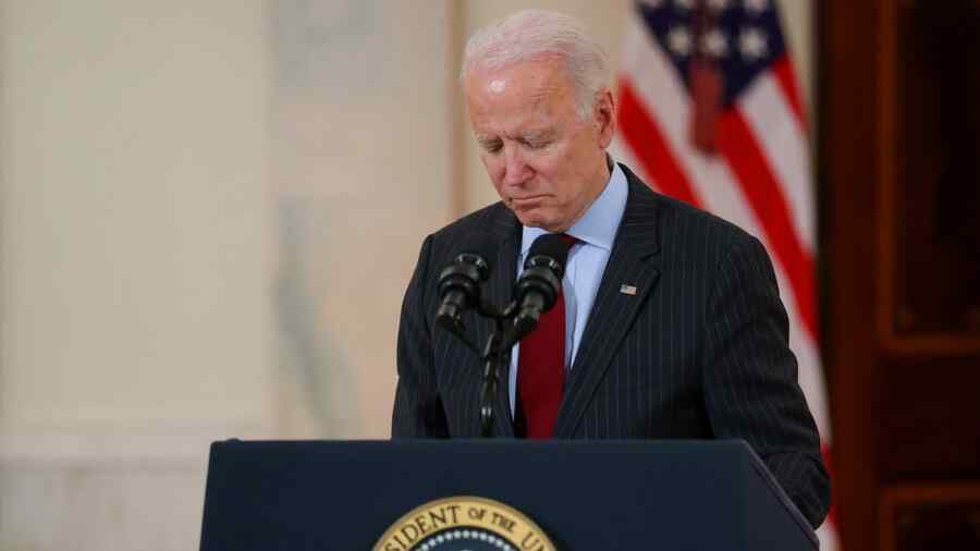 Biden admits that he cannot stop Nord Stream-2