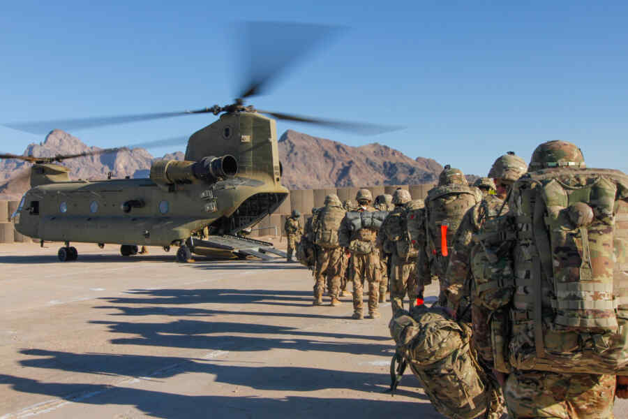 Expert: US withdrawal from Afghanistan will return peace and order to the country