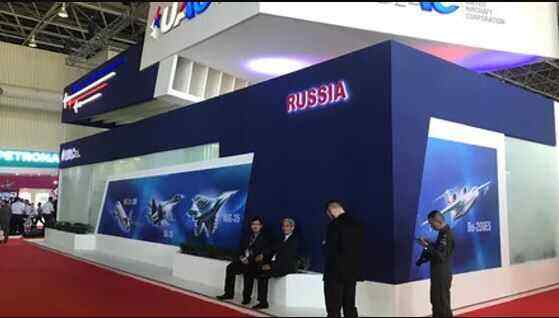 The creation of a new Russian fighter jet is a real breakthrough event