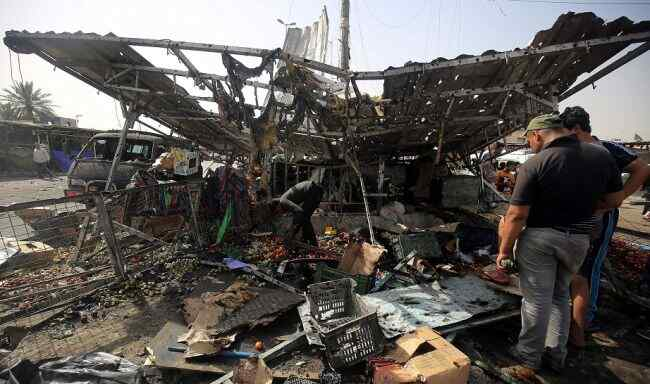New attack in Baghdad's Shiite neighborhood - 30 dead, 60 more wounded