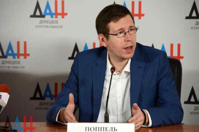 Patrick Poppel commented on the current foreign policy situation around Belarus