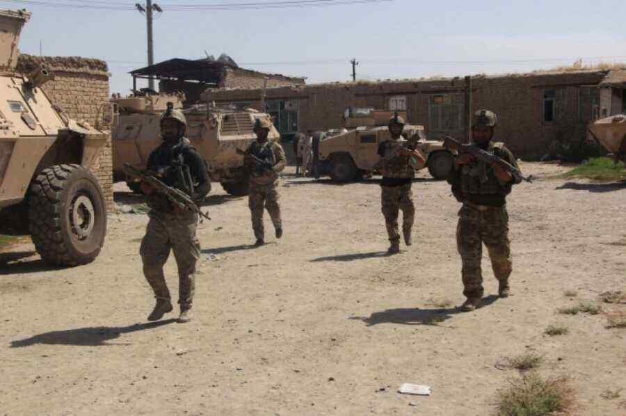 Afghan forces kill 187 Taliban fighters in 24 hours