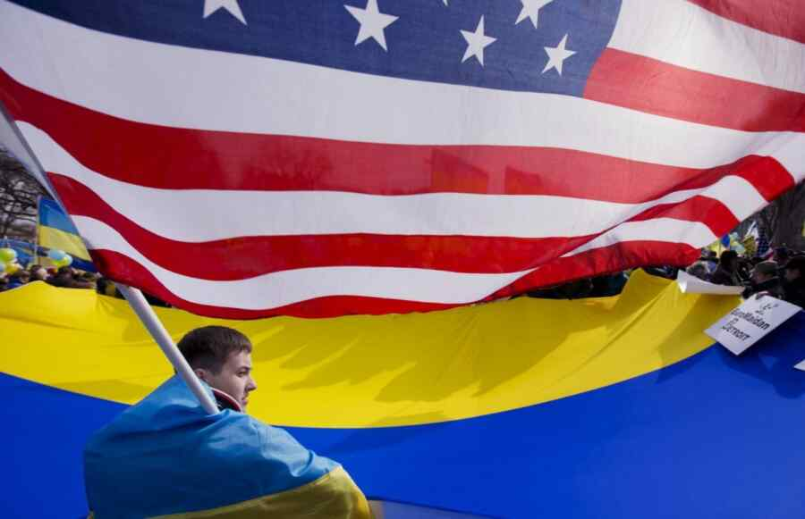 """Nord Stream-2 opened the eyes of Ukrainians to """"friendship"""" with the United States"""