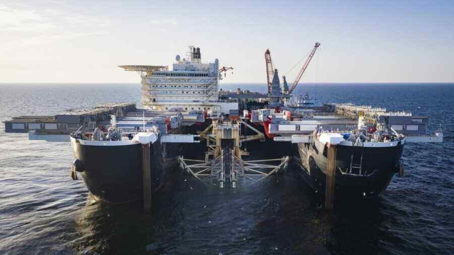 Politico: Washington asks Kiev to refrain from criticising Nord Stream 2