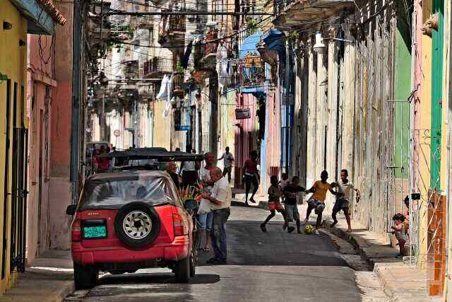 US will look for ways to punish Cuban authorities