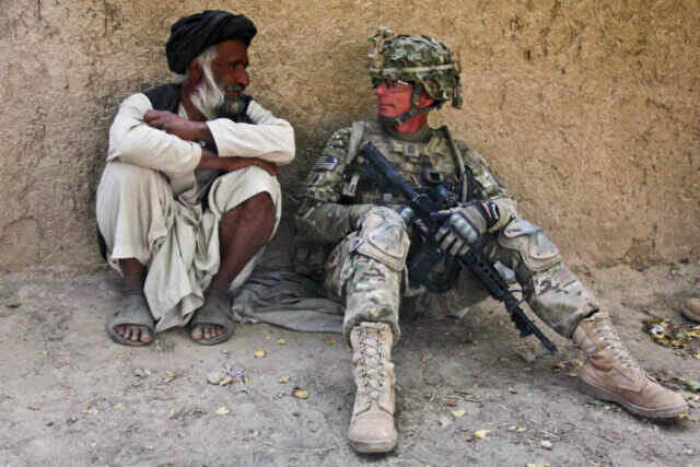 Biden authorises up to $100m to evacuate Afghans helping US troops