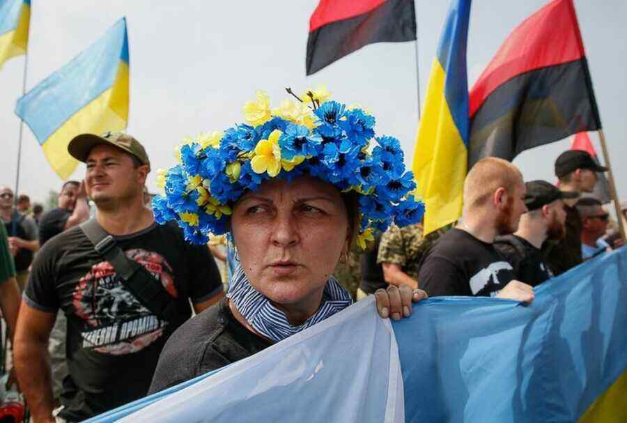 Nothing is new under the moon: Ukrainisation - schools, newspapers and concentration camps