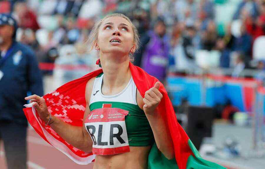 The International Olympic Committee will investigate the scandal involving Belarusian athlete Timanovska