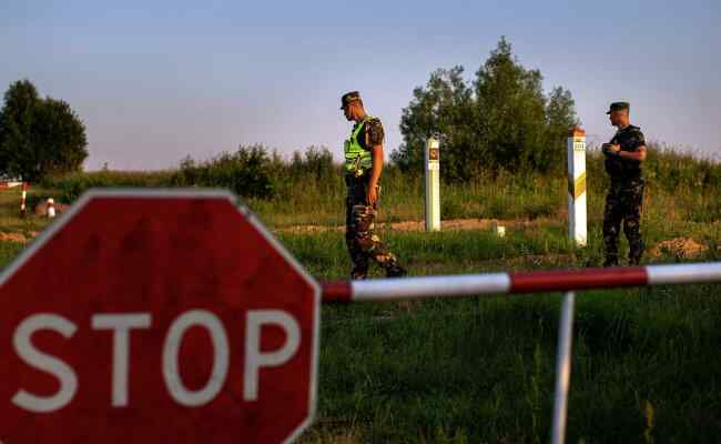 Fence on credit: Lithuania intends to build a fence on the border with Belarus, despite the budget deficit