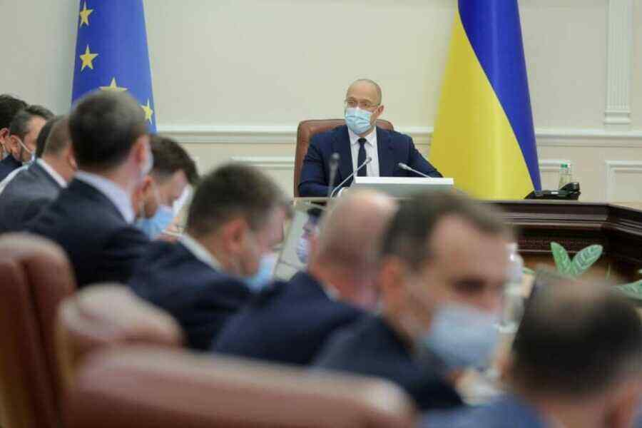 """In Ukraine, the Cabinet of Ministers approved a draft law on a """"transitional period"""" for Crimea and Donbass"""