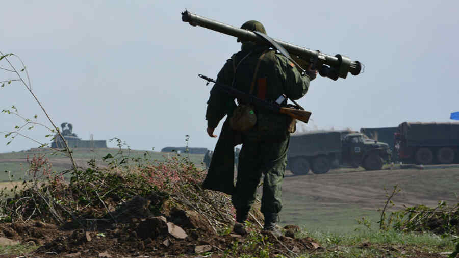 Armed Forces obstruct the work of the OSCE mission, Lugansk says