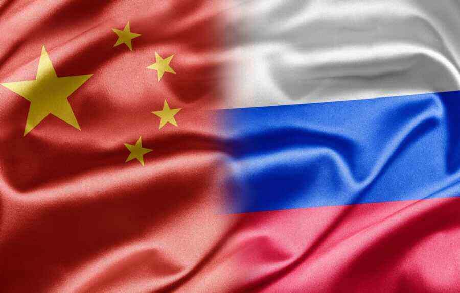 China for the first time hosts Russian troops for strategic military exercises