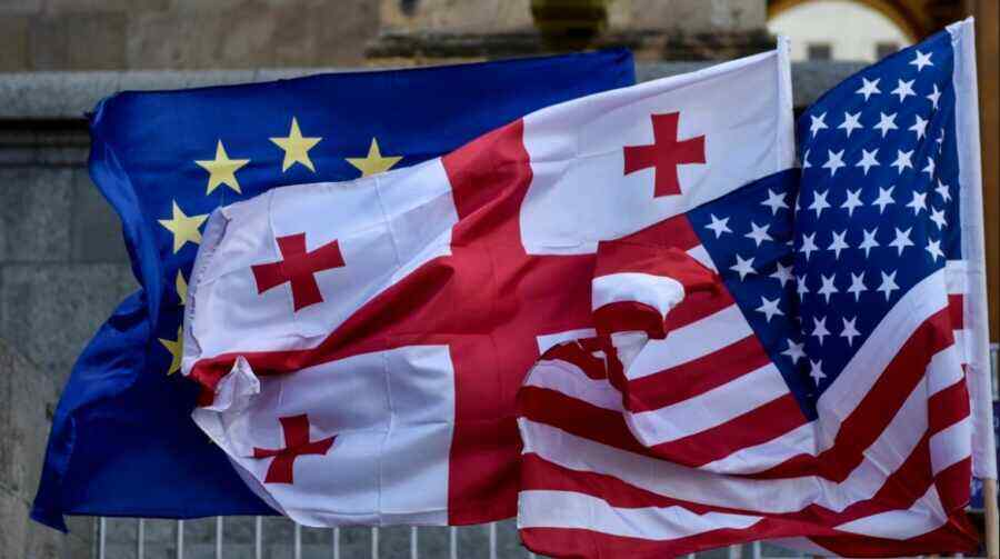 EU and USA seen as main economic partners in Georgia