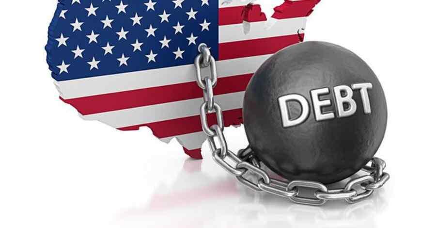 US Treasury announces debt ceiling