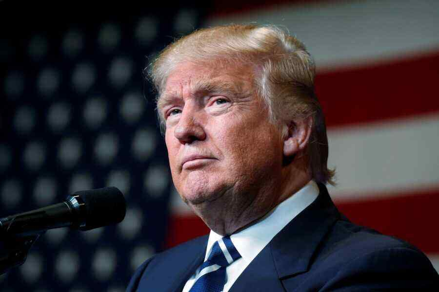 Trump has predicted the destruction of the US in three years