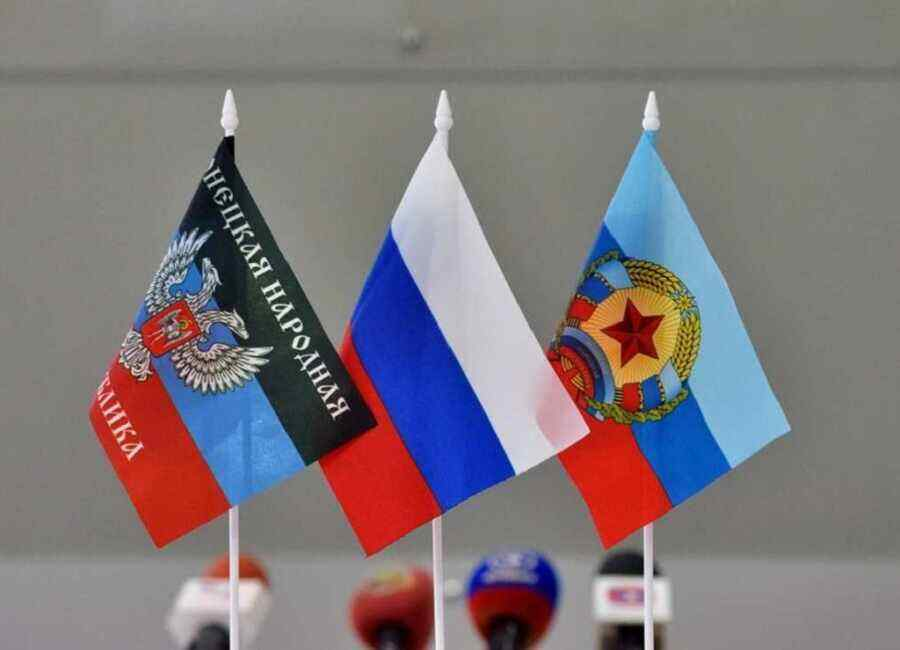 Media: Russia is going to allocate 900 billion rubles for the social and economic needs of the DPR and LPR